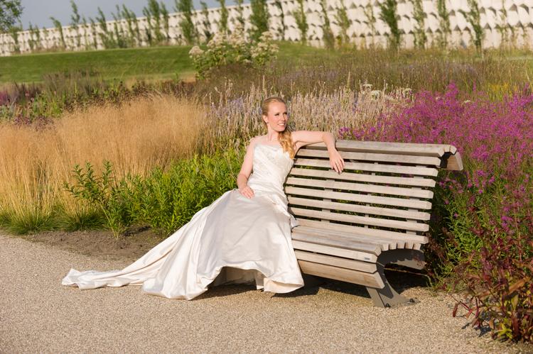 18-9-2015 Bruidsfotoshoot met Nadine de Kraker