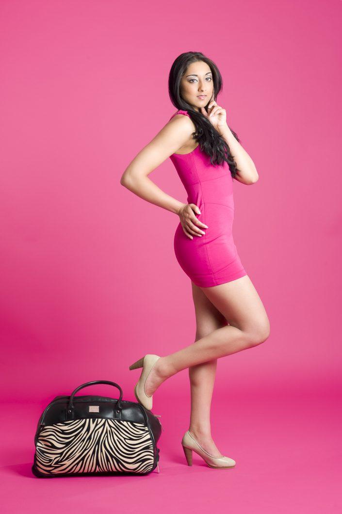 Model: Dewika Makhan; MUA(H): Shalina Rai