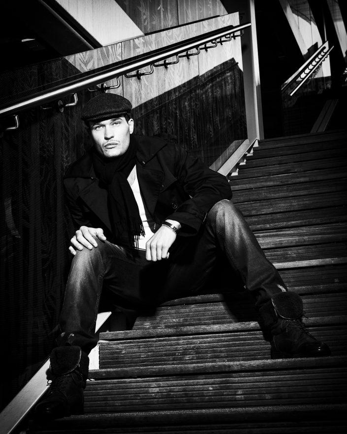 Model: Jason Rome