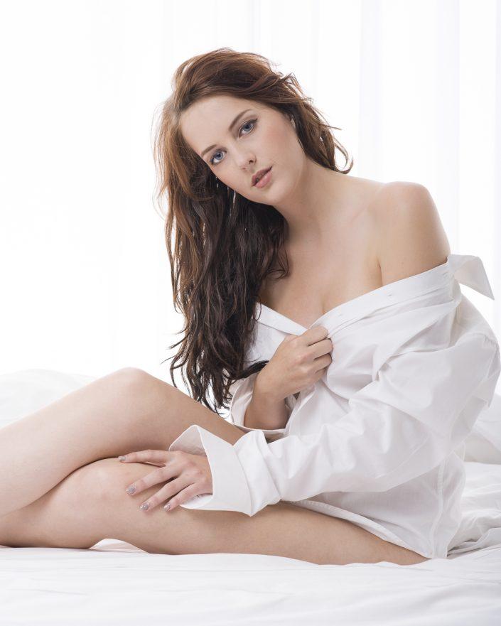 Model: Marieke van Gerven; MUA(H): Helma van der Linden