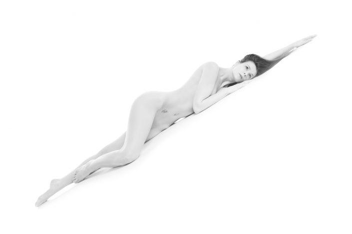 Model: Barbara; MUA: Cynthia Schriek