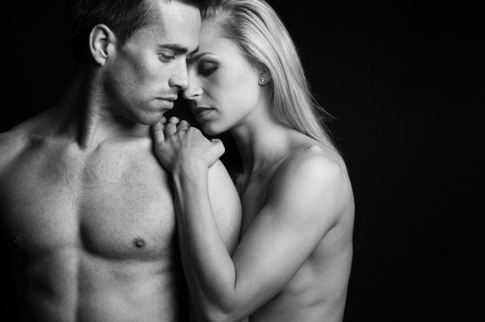 Model: Larissa en Marcel