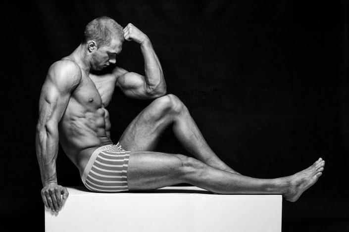 Model: Tim Stolk