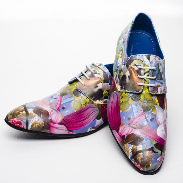 Schoenen Mascolori, Markthal model